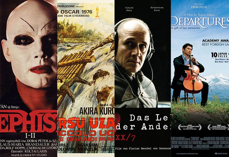 Külföldi Oscar-díjak Hollywoodban