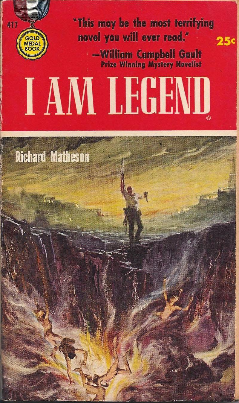 Richard Matheson: Legenda vagyok