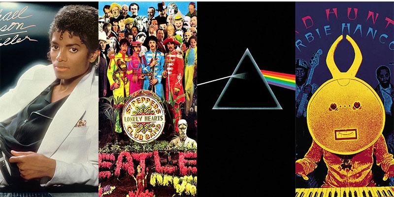 Legendás lemezek, melyek korszakokat határoztak meg