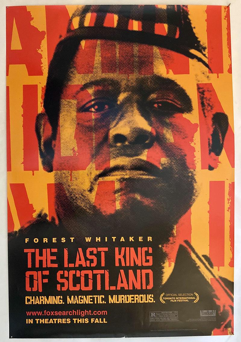 Az utolsó skót király