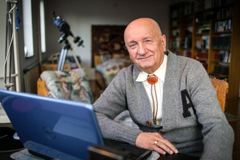 Lőrincz L. László 30 éve mindig az élbolyban