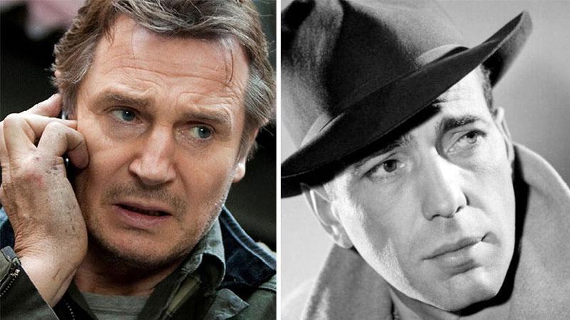 Liam Neeson Humphrey Bogart nyomdokaiba léphet