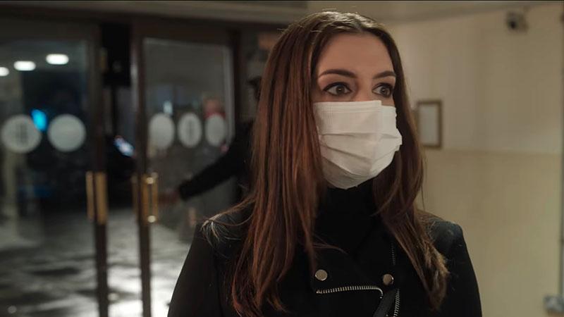 Az Oscar-díjas Anne Hathaway látható az első komolyan koronavírus-filmben