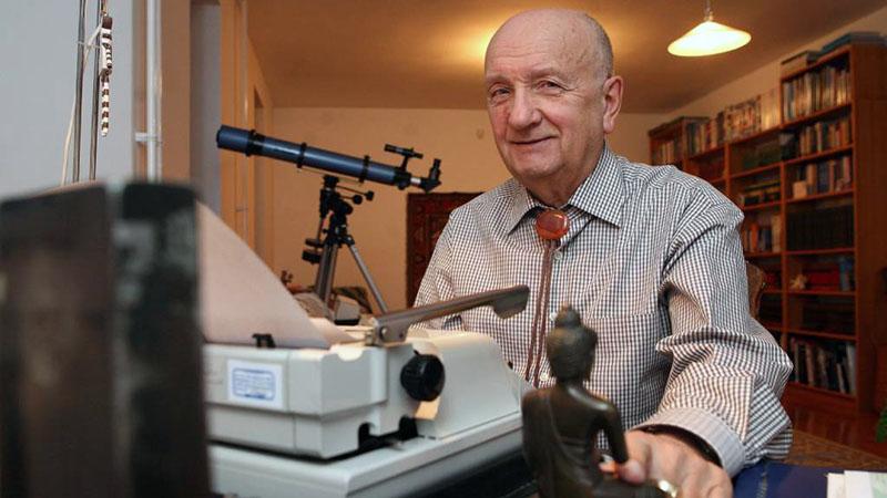 Lőrincz L. László 82 évesen is töretlenül alkot