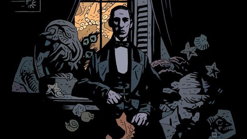 Lovecraft világa korábban is számos képregényt ihletett meg