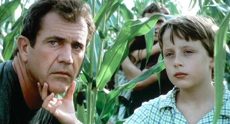Mel Gibson a Jelek főszerepében
