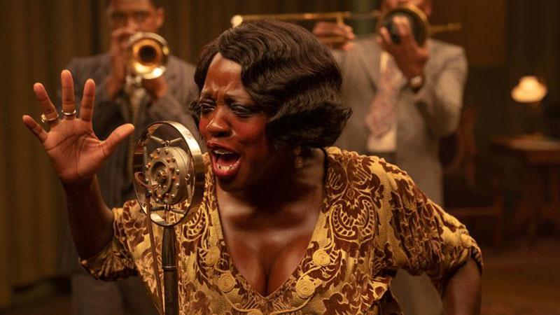 Viola Davis Ma Rainey szerepében