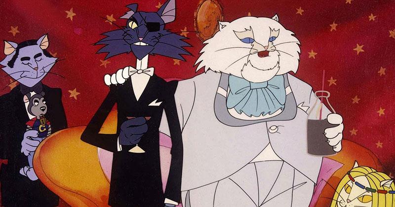 Mr. Teufel és Giovanni Gatto