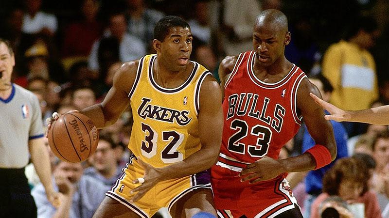 Jordan után Johnson pályafutását is felelevenítik
