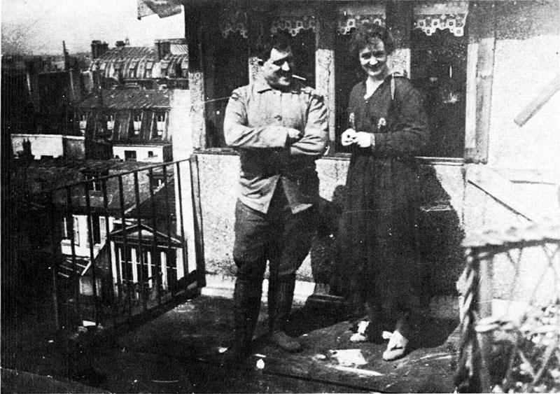 Guillaume Apollinaire 1918 körül