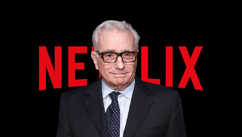 Martin Scorsese a Netflixnél találta meg a számítását
