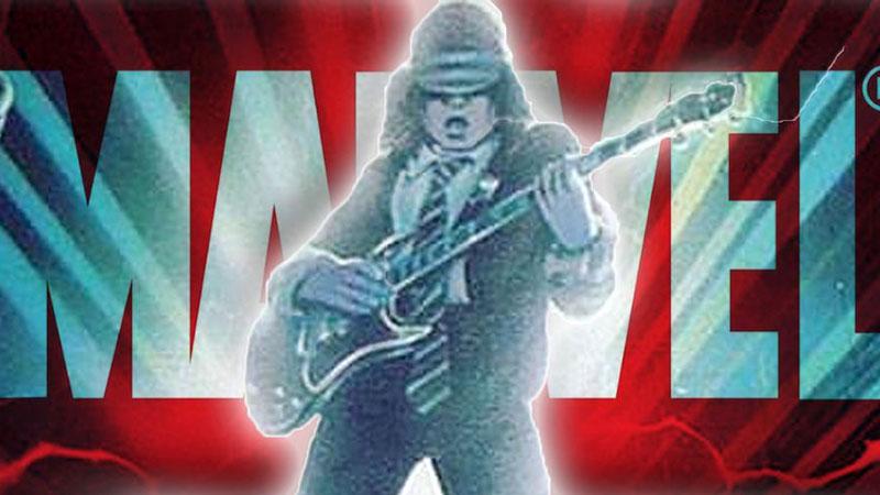 Milyen lett volna egy képregény az AC/DC főszereplésével?
