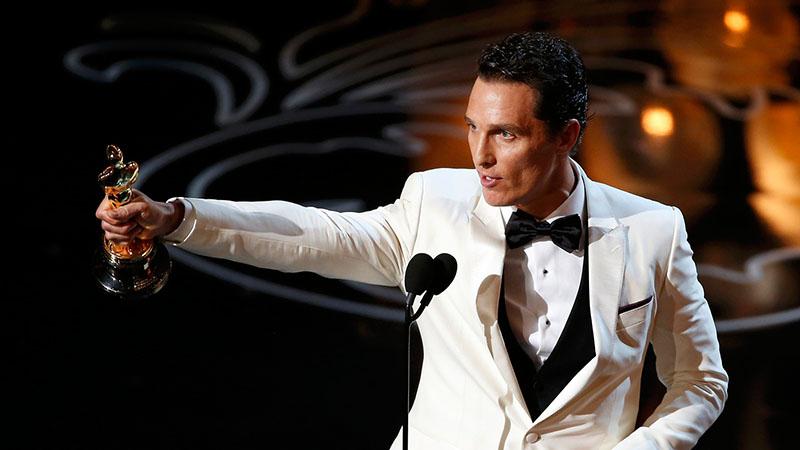 A Mielőtt meghaltam című filmért kiérdemelt Oscar-díj