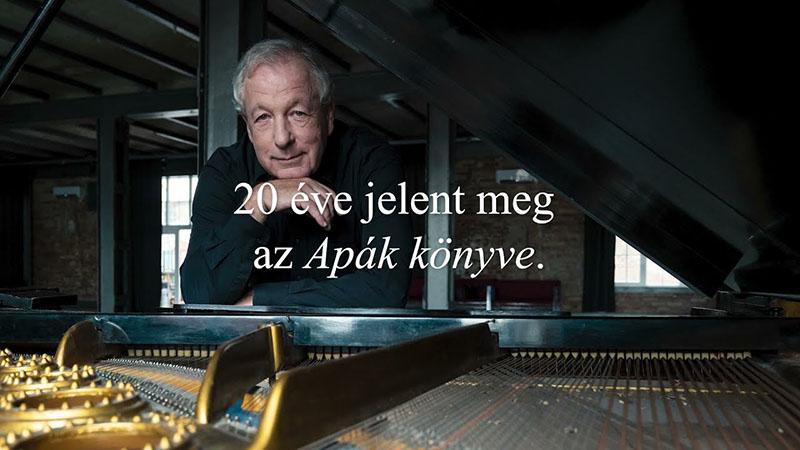 Vámos Miklós tavaly töltötte be 70. életévét