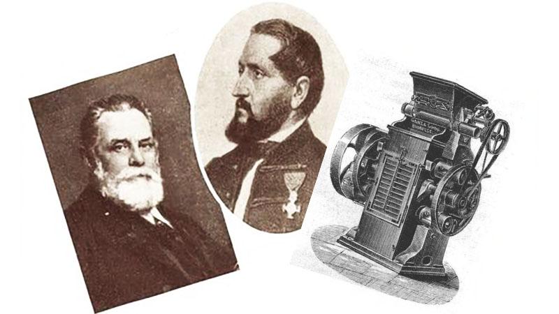 Ganz és Mechwart, a két magyar vasember