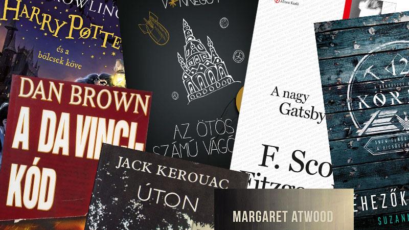 A kritika által megvetett bestsellerek