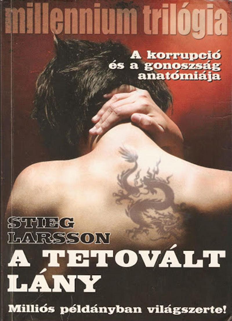 Stieg Larsson: A tetovált lány