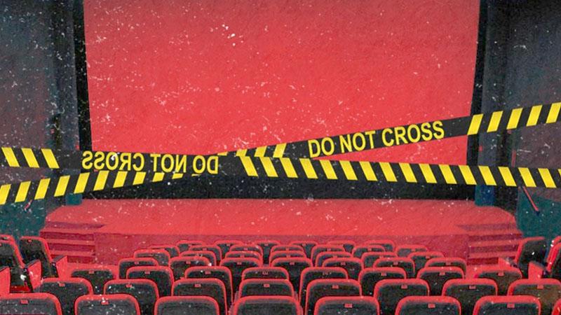Március 16-án éjféltől itthon is zárva tart minden mozi