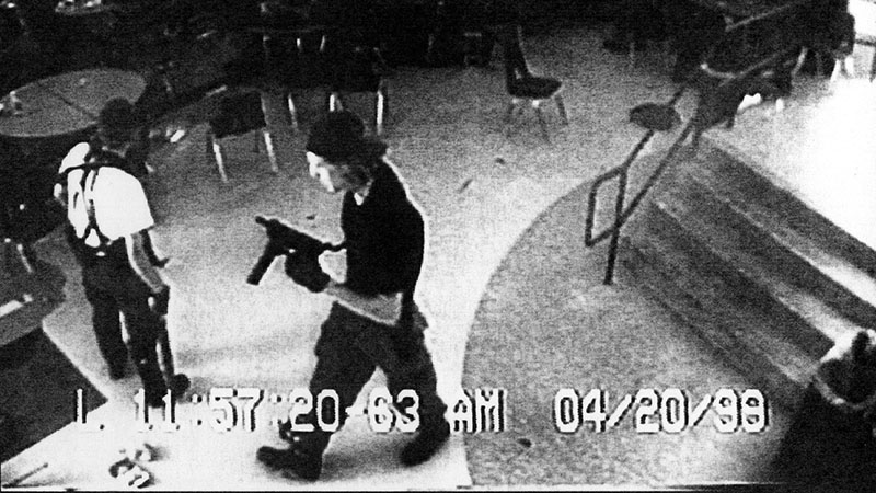 Az egyik leghíresebb iskolai mészárlás Eric Harris és Dylan Klebold nevéhez köthető