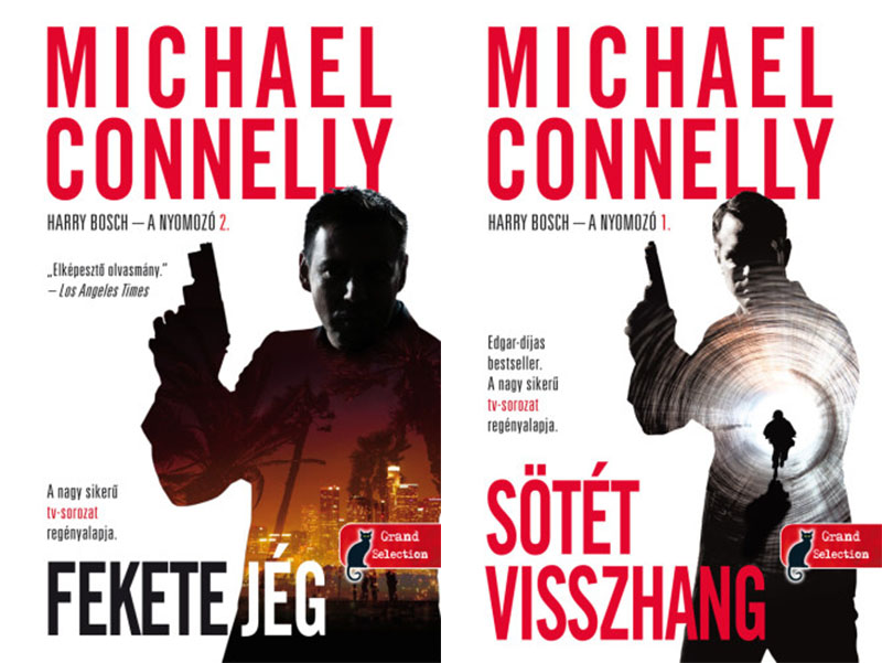 A Könyvmolyképző Kiadó végre megérdemelt arcot adott Connelly életművének