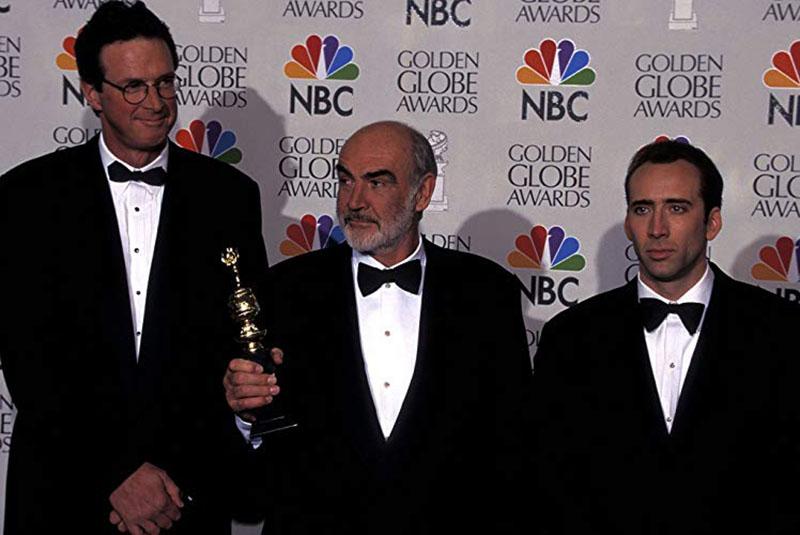 Illusztris társaságban a Golden Globe-díjátadón