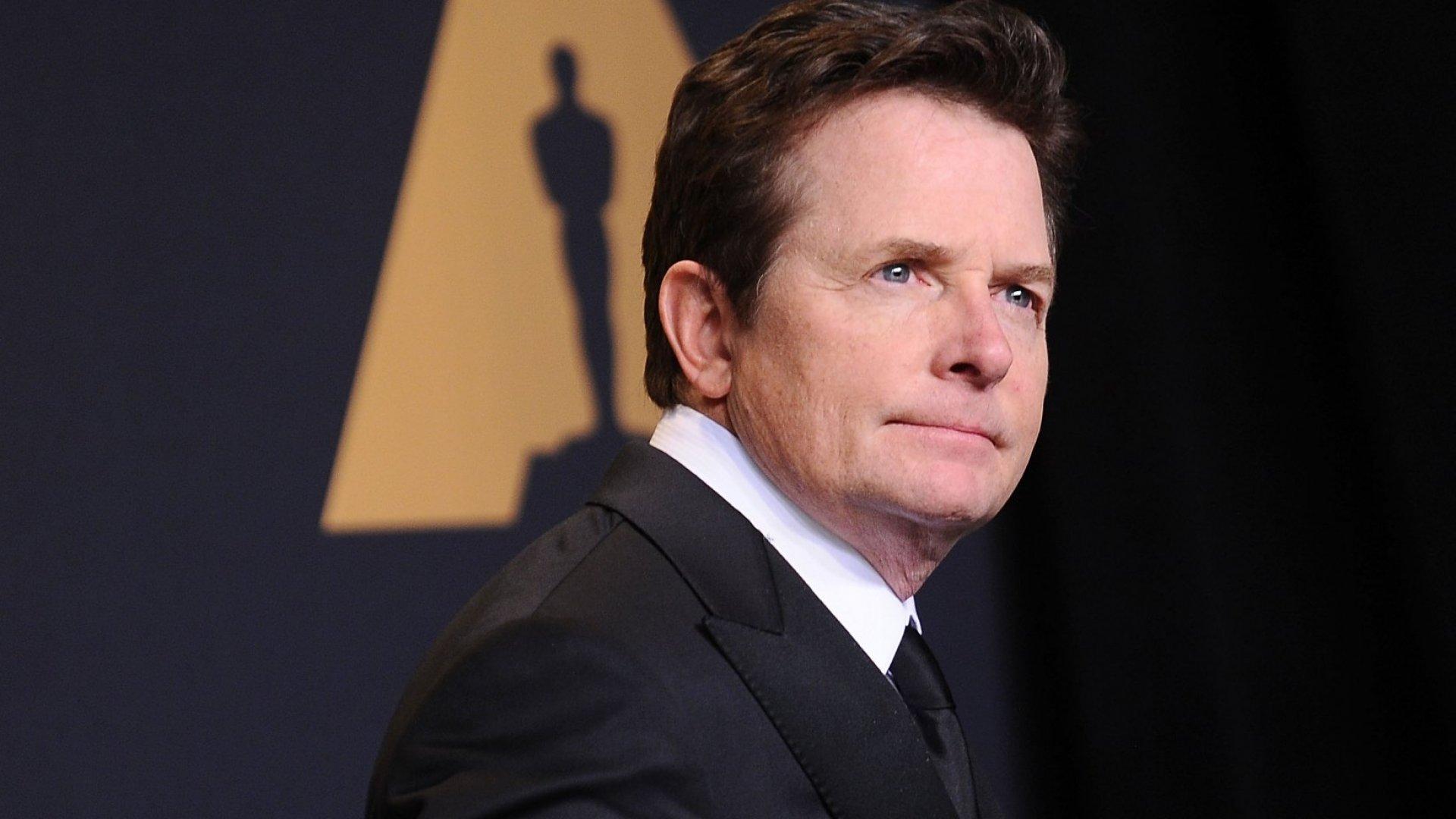 Michael J. Fox harmadik memoárjában jelentette be második visszavonulását
