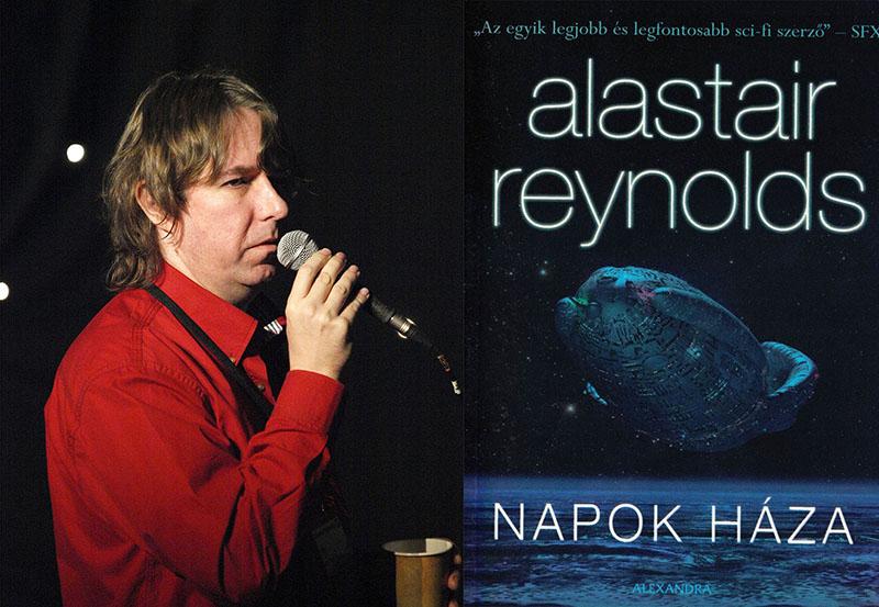 Alastair Reynolds: Napok Házsa