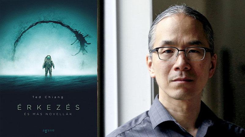 Ted Chiang: Érkezés és más novellák