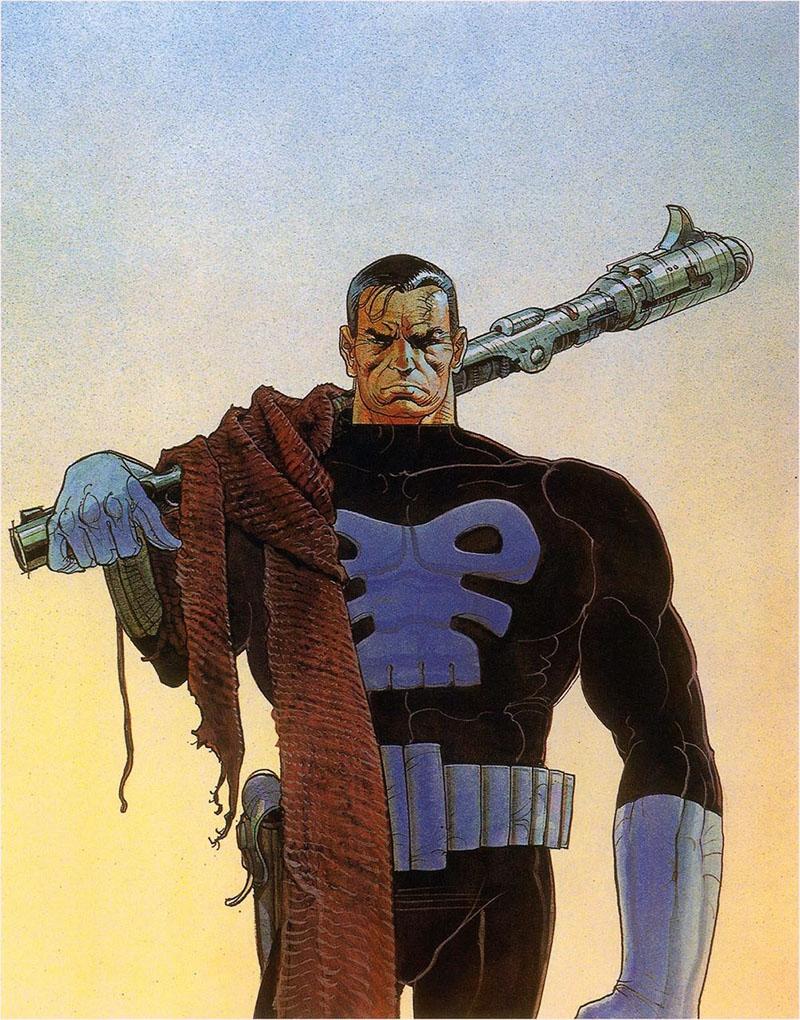 Moebius és a Marvel: Megtorló