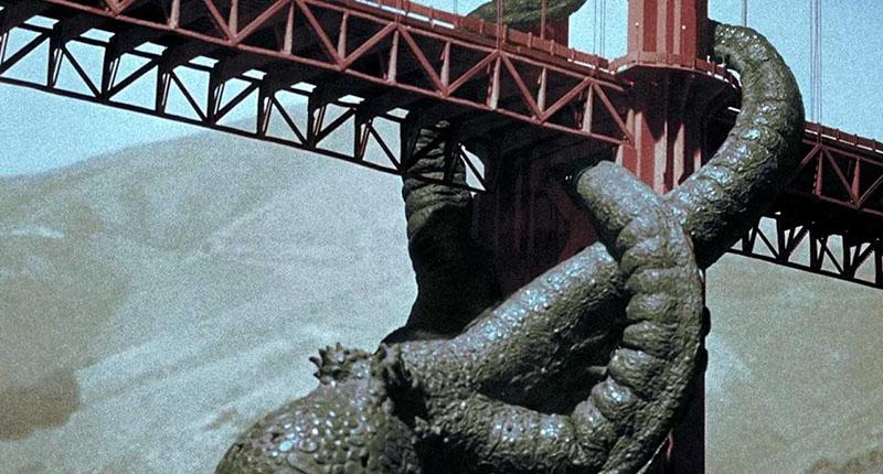 A klasszikus szörnyfilmek egyik legemblematikusabb jelenete