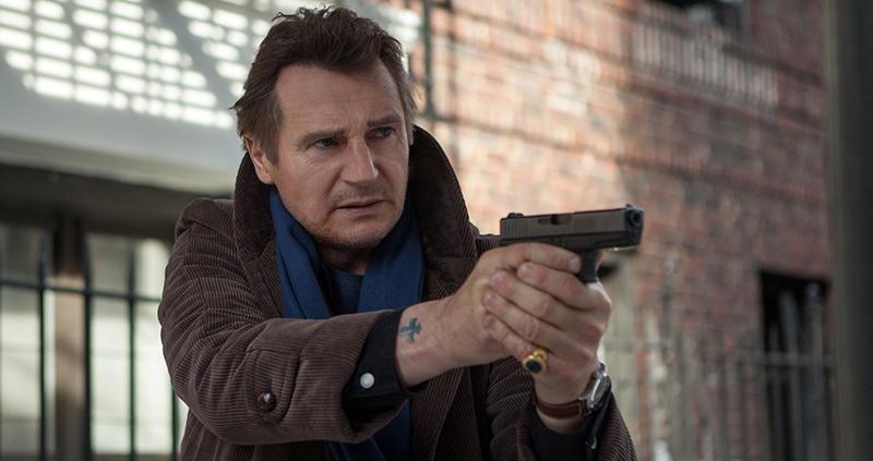 Liam Neeson, mint Matthew Scudder magánnyomozó