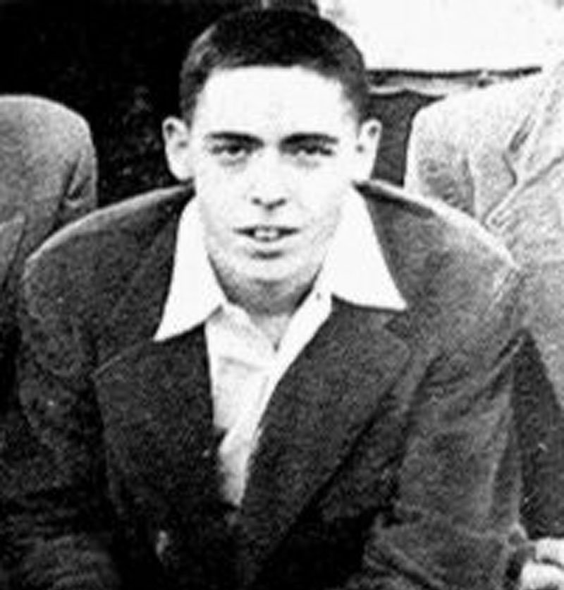 Thomas Pynchon iskolás korában