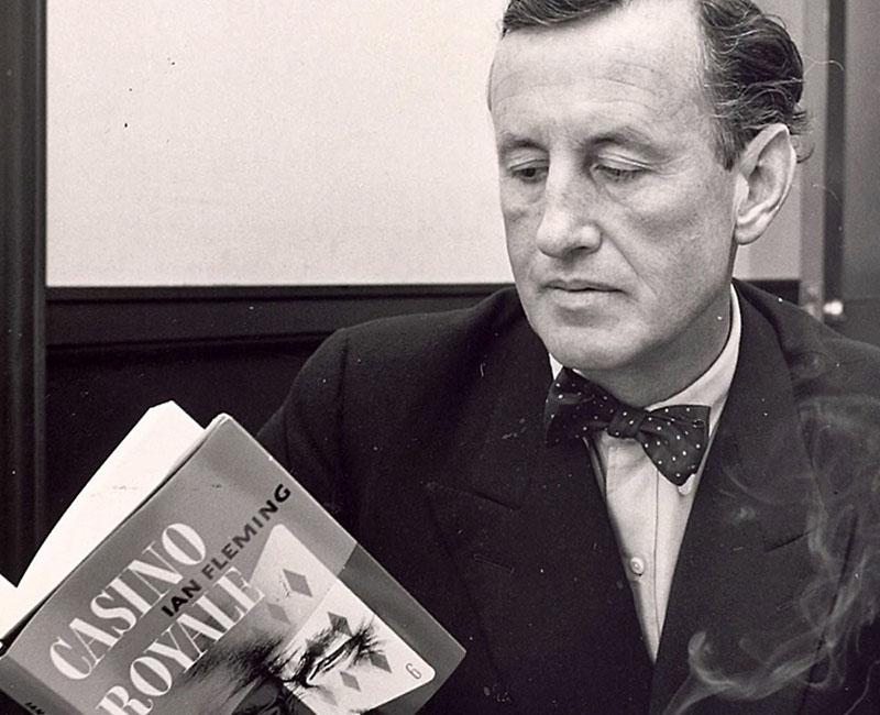 Fleming, a 17F-es ügynök