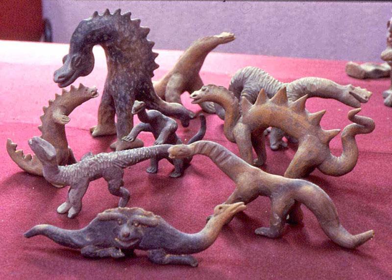 A több ezer éves sárkányok