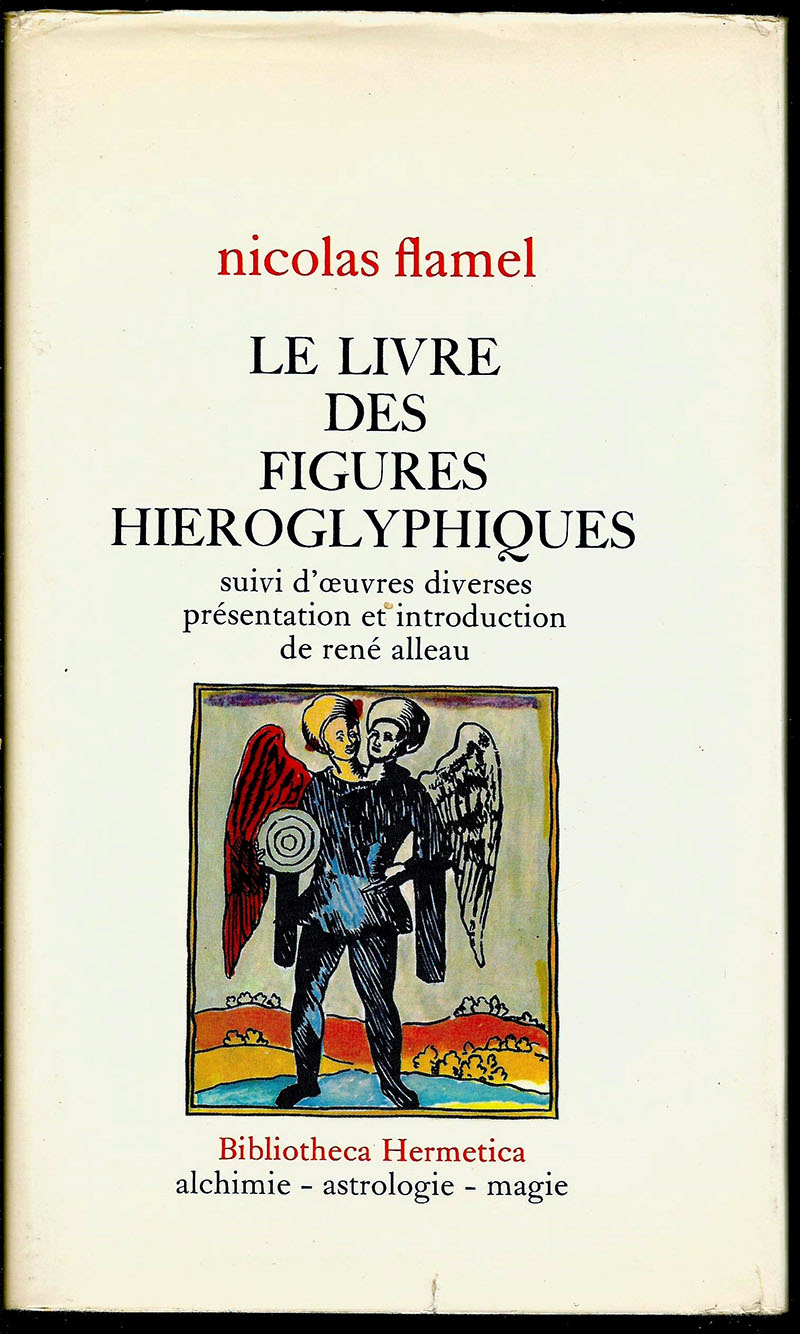 Nicolas Flamel könyve
