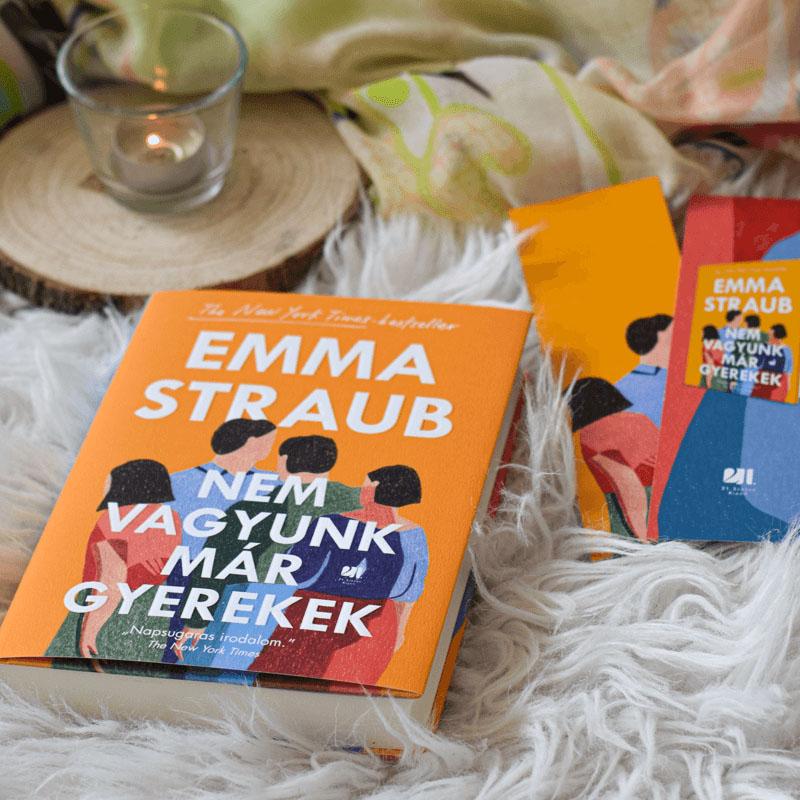 Emma Straub: Nem vagyunk már gyerekek