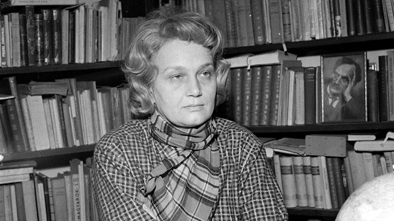 Nemes Nagy Ágnes (1922-1991)