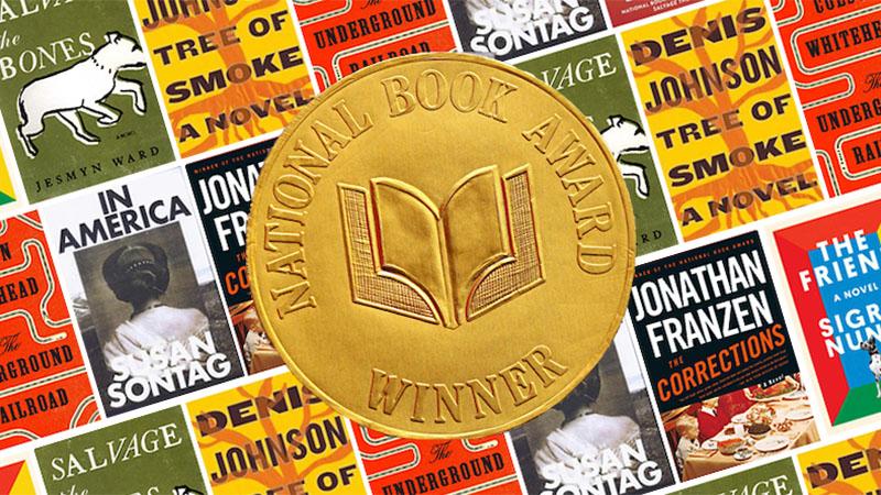 Lenyűgöző Nemzeti Könyvdíjas regények