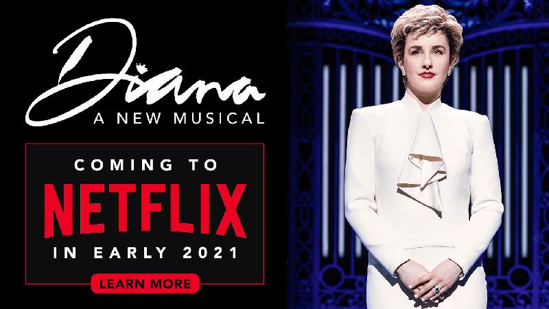 Első alkalommal debütál Broadway-musical a Netflixen