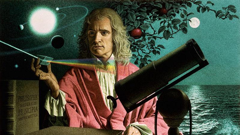 Isaac Newton, az okkult kutató