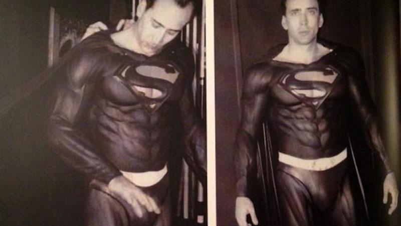 Jelmezpróbán a Superman címszerepére