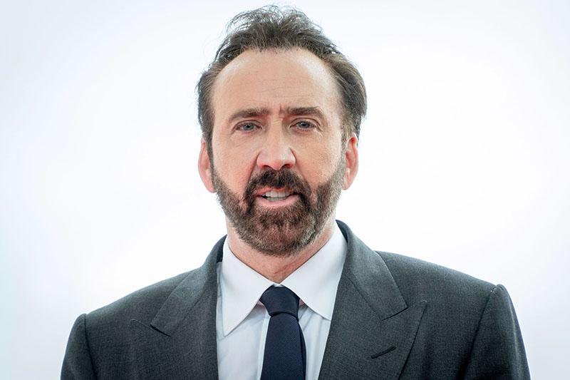 A Nicolas Cage-menet?