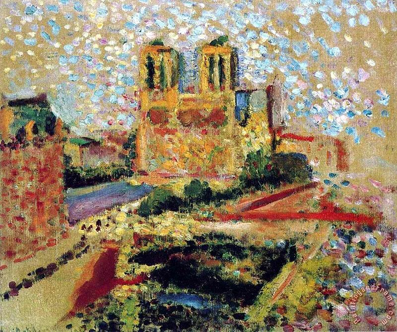 Matisse: Notre-Dame