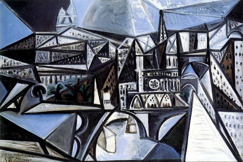 Picasso: Notre-Dame