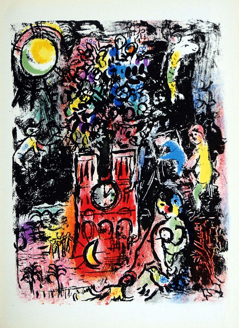 Chagall: Jessze fája és a Notre-Dame