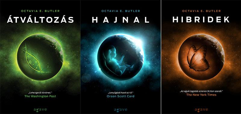 Octavia E. Butler Xenogenesis-trilógiája végre magyarul