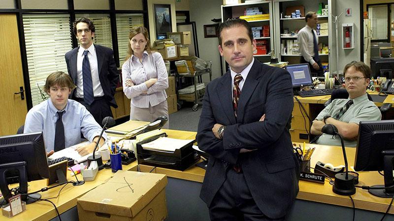 Az Office a 2000-es évek egyik legsikeresebb sorozata volt