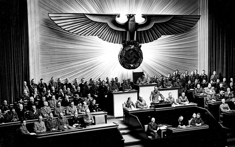 A nácizmus rengeteget merített okkult tanokból