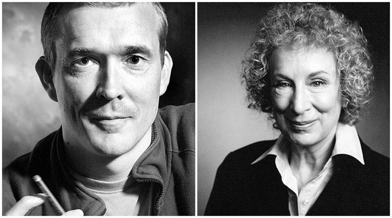 Olvasd el ingyen Mitchell és Atwood vadonatúj novelláit