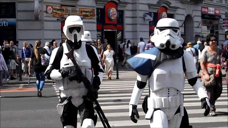 Mától online Star Wars-nap